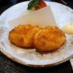 Tonkatsu Asakura - 料理写真:クリームコロッケ