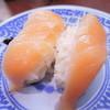 無添くら寿司 - 料理写真:食べたいものをいろいろ取ったよ。 サーモン