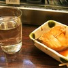 平野屋 - 料理写真:お酒 & カレイの煮付け