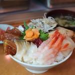 マルトマ食堂 - マルトマ丼 ¥1300