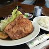 犬伏 とみや - 料理写真:生姜焼き定食をいただきました。