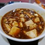 中国料理 白楽天 - 麻婆豆腐