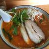 春紀 - 料理写真:赤みそラーメン ¥900