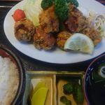 辰よし - 料理写真:鶏竜田揚げ