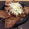 濱焼北海道魚萬 - 料理写真:炭火焼豚丼〜石焼仕立〜(¥598円)