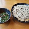 手打蕎麦 ごろう - 料理写真:201606鴨汁せいろ\1100