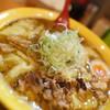 麺屋 すずらん - 料理写真:黄色丼(ワンタンT