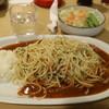 スパゲティ コモ - 料理写真:日替わりスパゲッティー(550円)