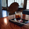 春蘭亭 - ドリンク写真:アイスコーヒー:300円/2016年6月