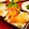 籠太 - 料理写真:刺し盛り(チョイ盛り)