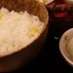 宮川本廛 - ご飯