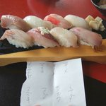 寿司一 - これです