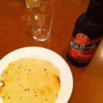 5270679 - 横浜ビールとパパド