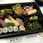 かね大寿司 - 料理写真:お寿司のお弁当