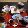 小安峡温泉多郎兵衛旅館 - 料理写真:夕食膳