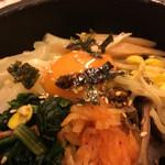 韓国家庭料理 チェゴヤ - 石焼きビビンバ ハーフ