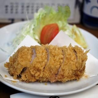 丸五 - 料理写真:特ヒレカツ