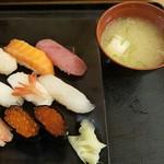 おたる佐藤食堂 - 料理写真: