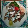 魚光 - 料理写真:絶品、鯖のお造り