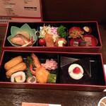 六本木 香和 - お弁当付き