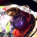 焼肉 李朝園 - 「28.06」にんにく