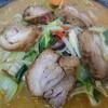 激醤 ちゃんぽん 小山 - 料理写真:煮豚ちゃんぽん激醤0.5醤油♪