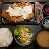 大山 - 料理写真:チキン南蛮定食(980円)