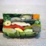 52722976 - 野菜だけの特製レギュームテリーヌ