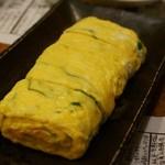 酒仙 しんばし光寿 - ネギ玉子焼き 580円