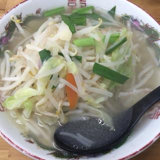 タンメンしゃきしゃき - 料理写真:タンメン 700円