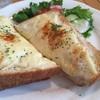cafe LEON - 料理写真:クロックムッシュ