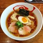 麺屋 169 - 中華そば・醤油(700円)