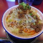 ラーメン☆ビリー - 料理写真:冷やし担々麺:中盛り