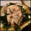 男女川 - 料理写真:伊勢志摩の牡蠣 証明書付き。