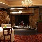 レストラン・パッション - 暖炉