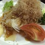 酒郷吉春 - 料理写真:オニオンスライス
