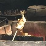 酒郷吉春 - 料理写真:鰊焼いてます