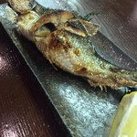 酒郷吉春 - 料理写真:鰊 焼き