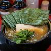 熊田家 - 料理写真:ラーメン+のり