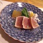 すてーき一郎 - 一品というか前菜ですね・・