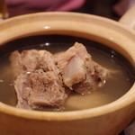 松記鶏飯 - 肉骨茶、潮州スタイル