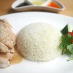 海南鶏飯食堂2 - 海南鶏飯 大