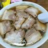 古川農園 - 料理写真:手打肉そば大盛り