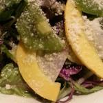 ワイン食堂 ホオバール - サラダアップ