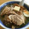 らーめんスーパー中華大陸 - 料理写真:塩バターラーメン ¥780