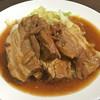 キッチン わたなべ - 料理写真:豚の角煮