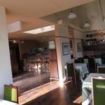 café de campagne - 店舗内部