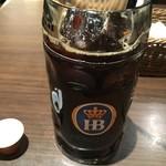 カイザーホフ - アイスコーヒー