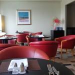 グランドプリンスホテル - 1505_グランドプリンスホテル新高輪_ラウンジ雰囲気