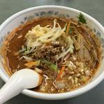ヒマラヤラーメン - 料理写真:「トマト坦々麺」650円